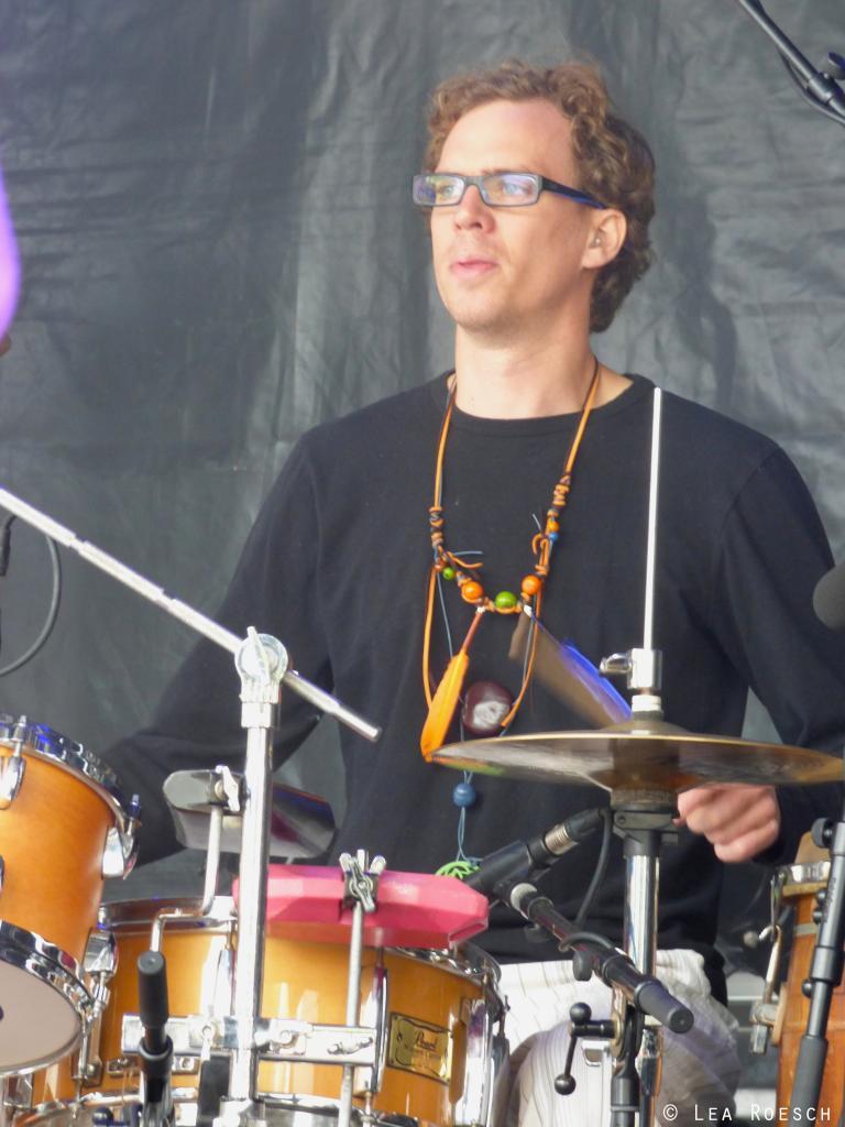 Benjamin Jazz en Baie