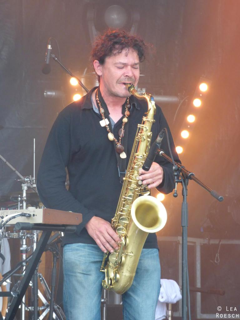 Julien Jazz en Baie